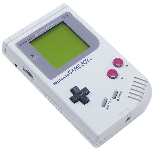 Game Boy Cover