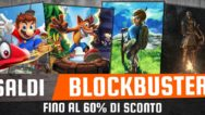 Nintendo Switch Sconti Blockbuster
