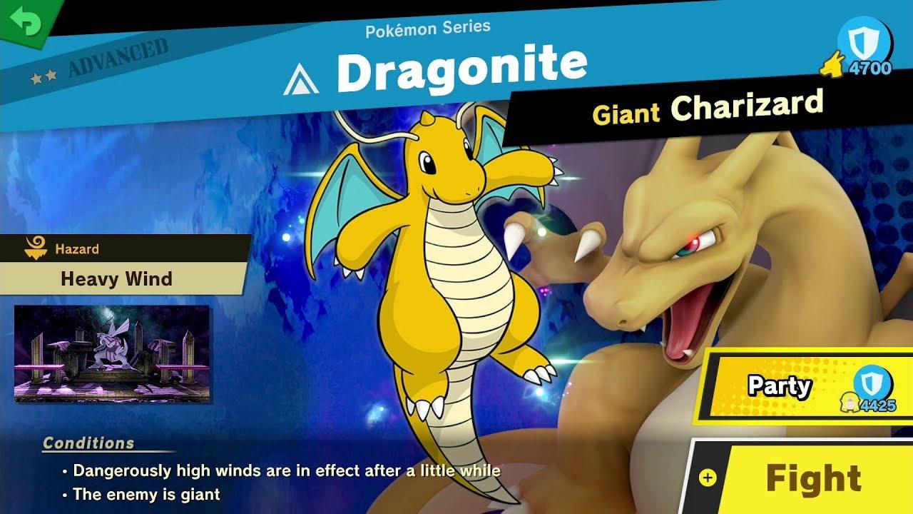 Dragonite Super Smash Bros. Ultimate