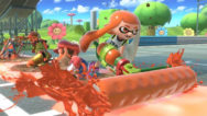Inkling Super Smash Bros. Ultimate