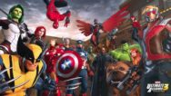 Marvel Ultimate Alliance 3 locandina