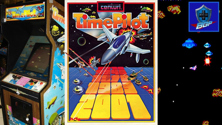 Konami Time Pilot