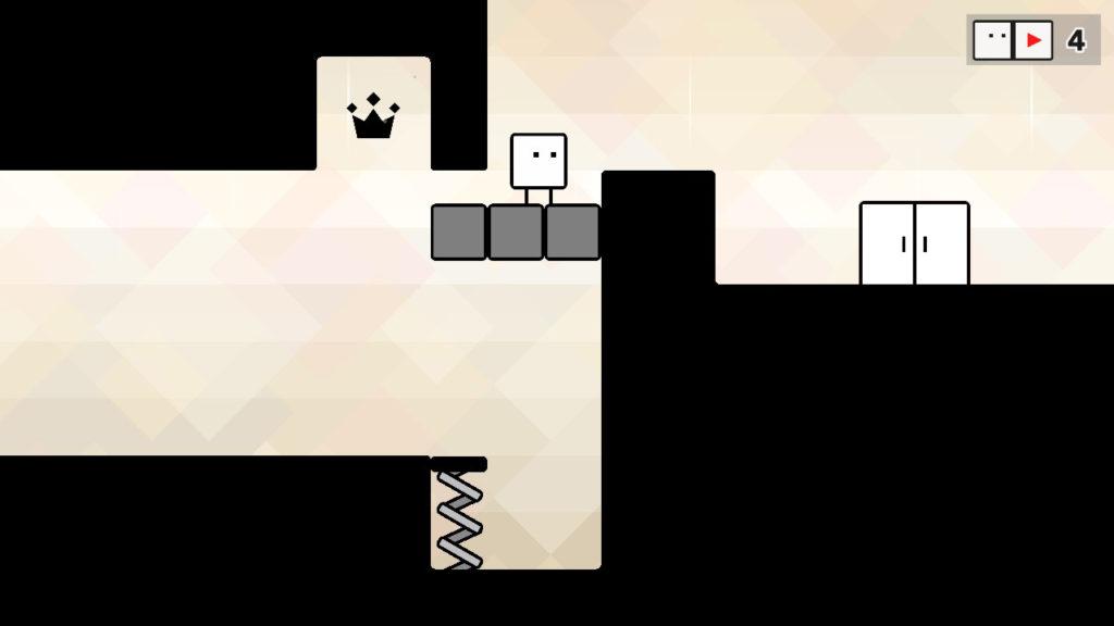 BOXBOY! + BOXGIRL! Limite blocchi