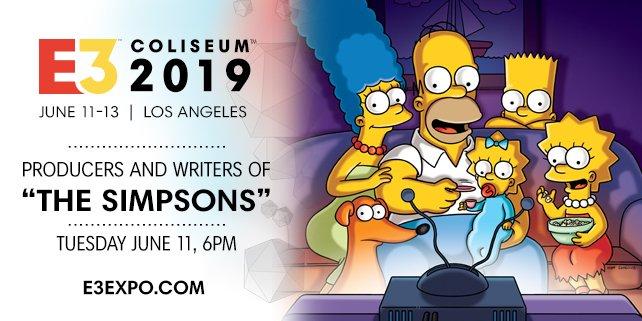 Simpson all'E3