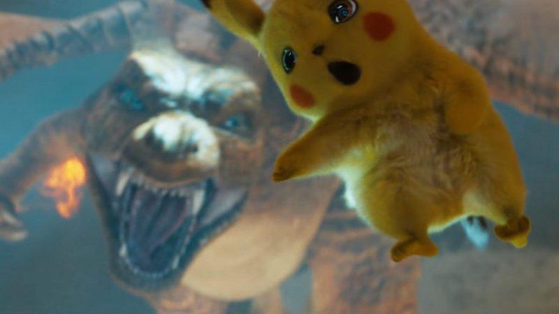 Pokémon: Detective Pikachu Charizard