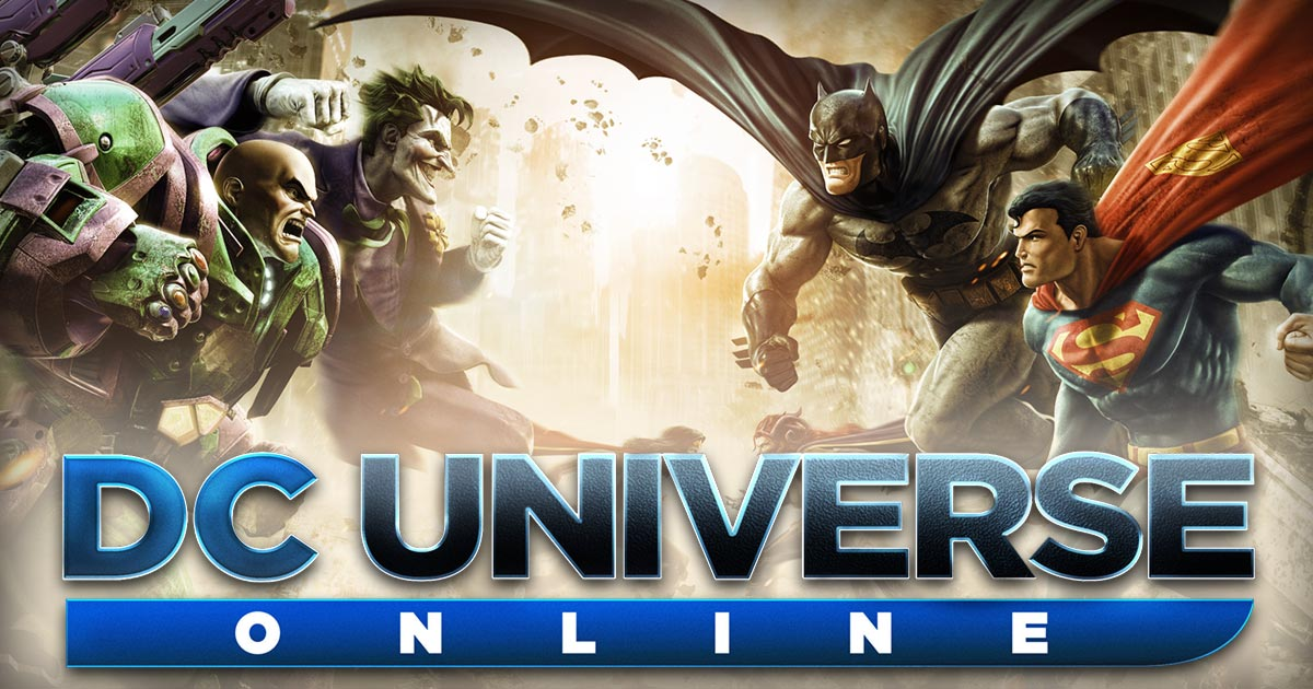 DC Universe Online Cover