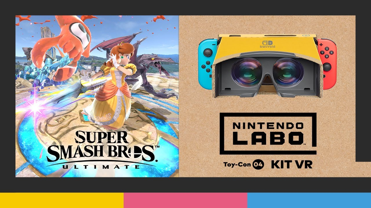 Super Smash Bros. Ultimate Labo VR