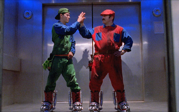 Super Mario Bros. film Nintendo