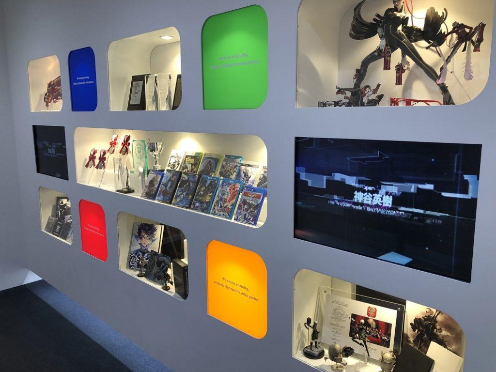 Ufficio Platinum Games Osaka