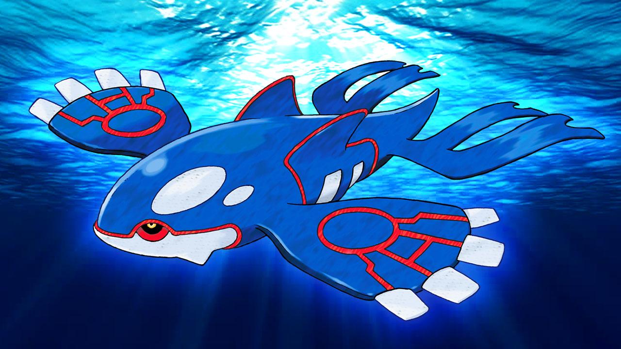 Kyogre fa il suo ritorno nei raid di Pokémon GO anche nella versione  cromatica