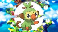 Pokémon Scudo e Spada Grookey copertina