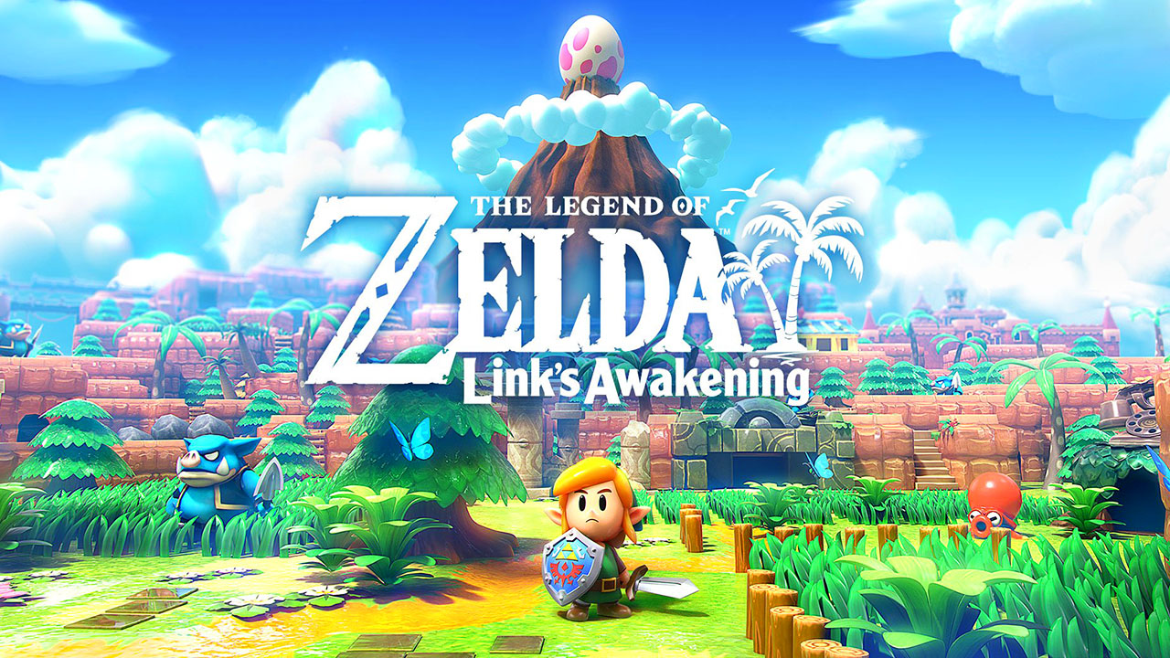 The Legend of Zelda: Link's Awakening Grezzo