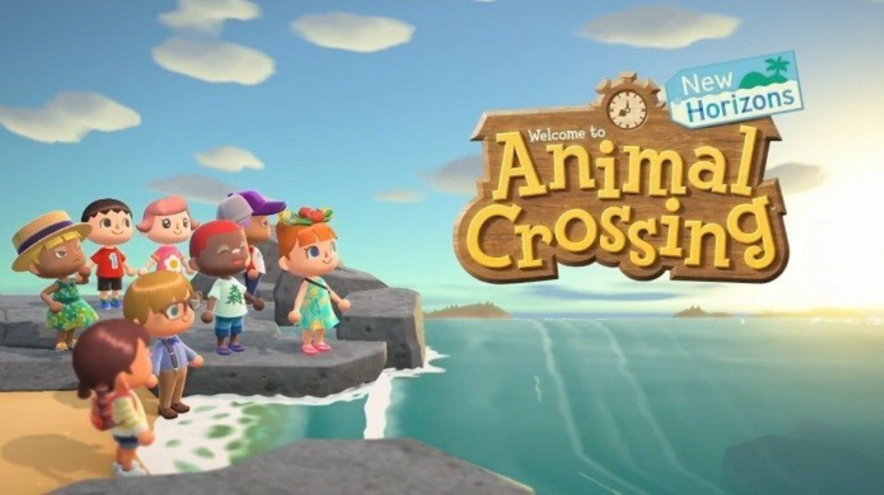 Animal Crossing: New Horizons locandina