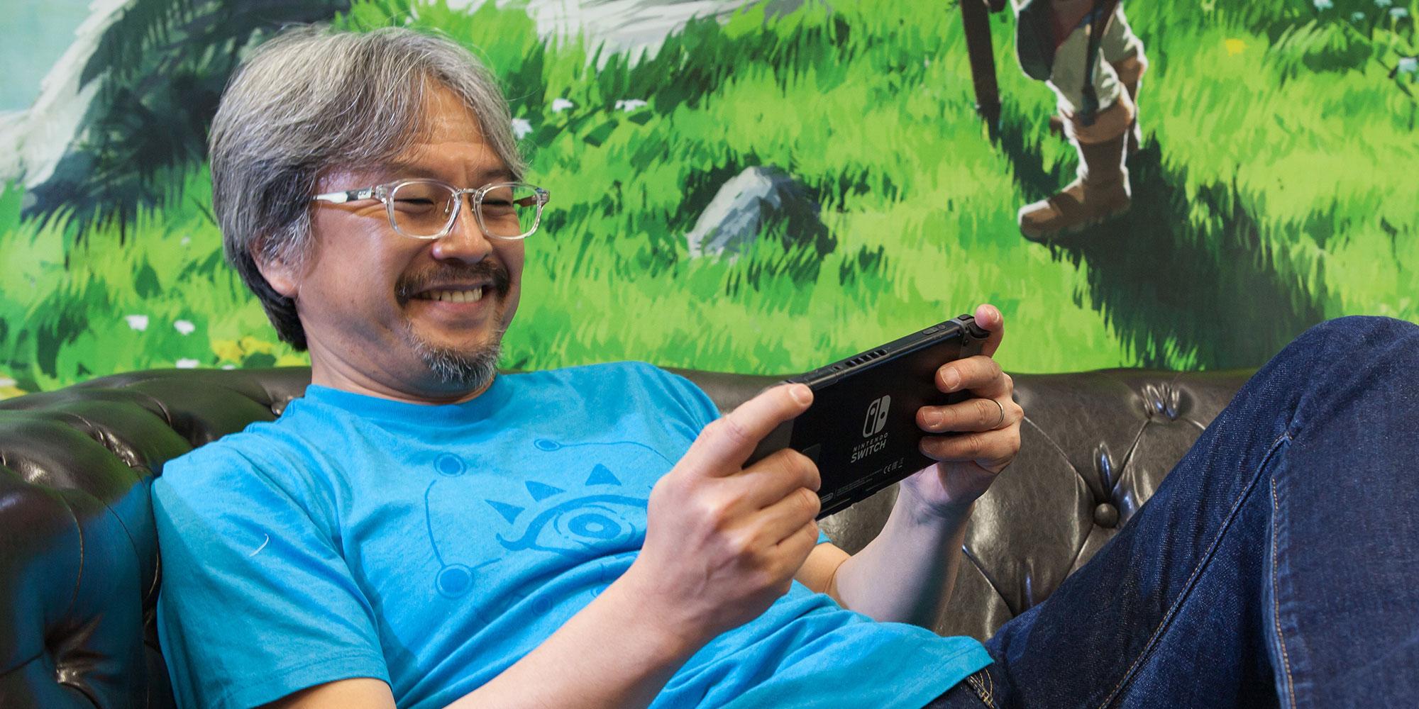 Eiji Aonuma Nintendo