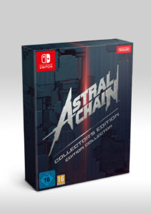 Astral Chain Limited Edition