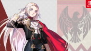 Fire Emblem: Three Houses Leoni Dorati