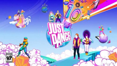 Locandina Just Dance 2020