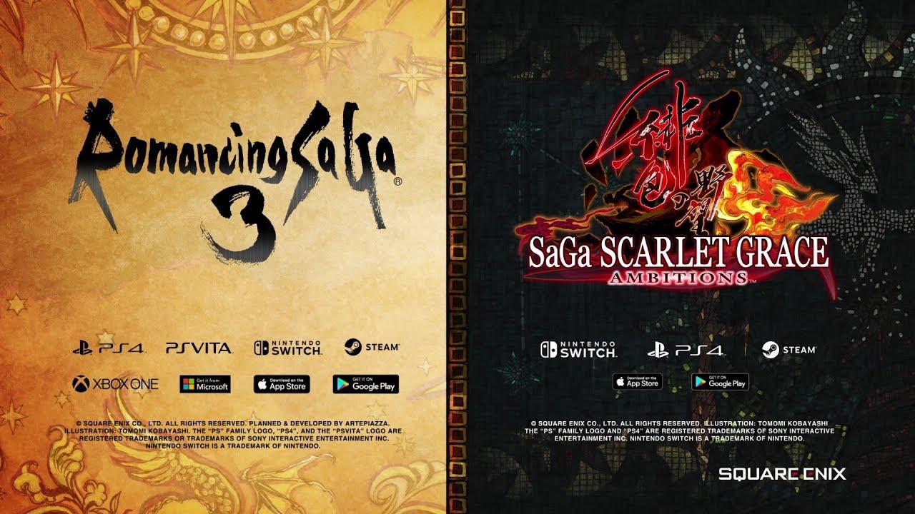 Romancing SaGa E3 2019