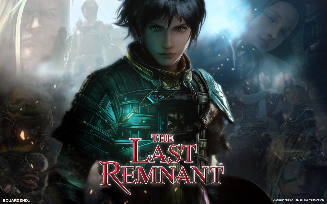 The Last Remnant Remastered Cover
