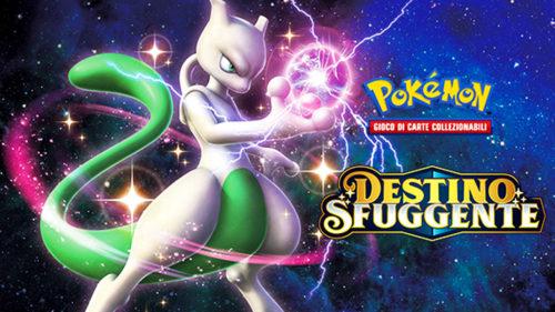 Pokémon GCC Destino Sfuggente