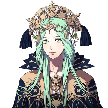 Rhea Artwork Three Houses