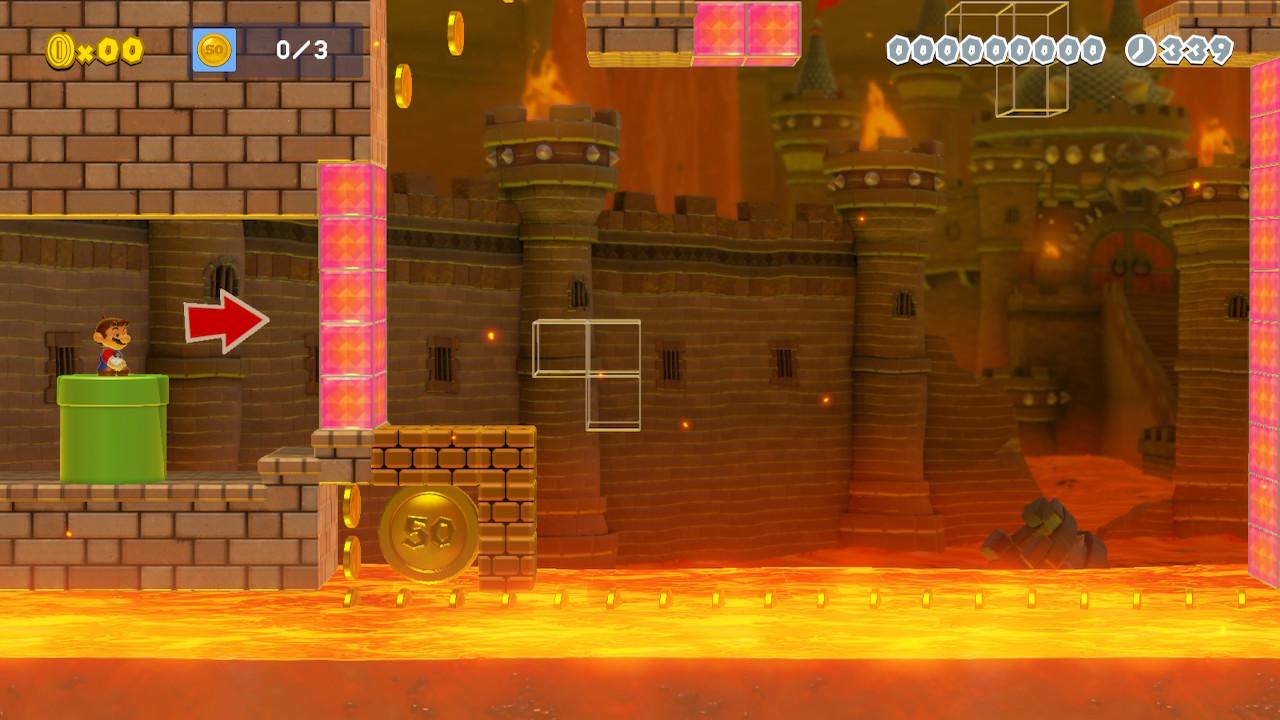 Super Mario Maker 2 Born Frustrated