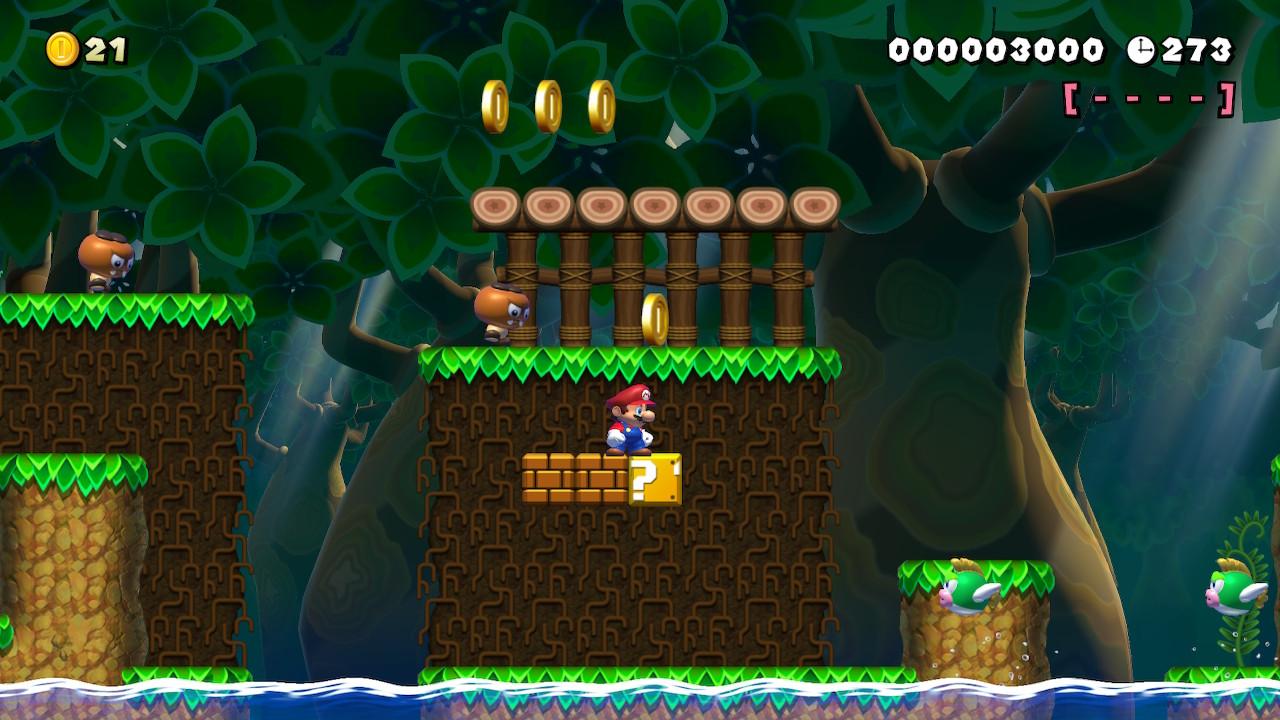 Studio Evil Super Mario Maker 2
