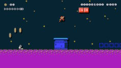 Event Horizon Super Mario Maker 2