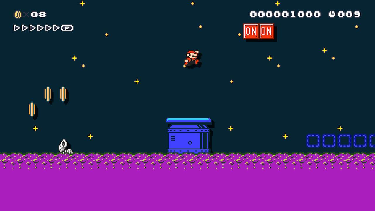 Event Horizon Super Mario Maker 2