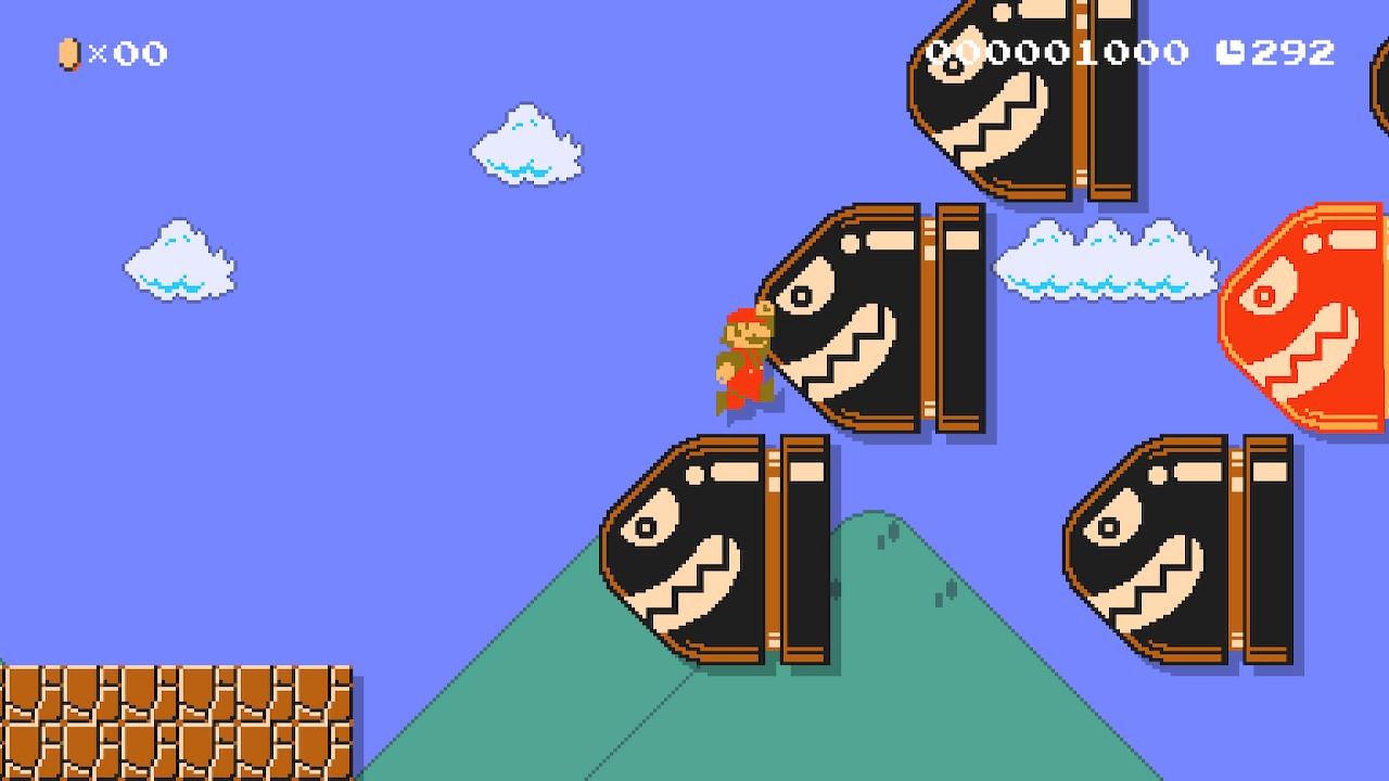 Super Mario Maker 2 Rocket Heaven Caracal Games