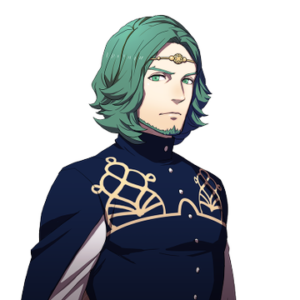 Seteth Artwork Three Houses