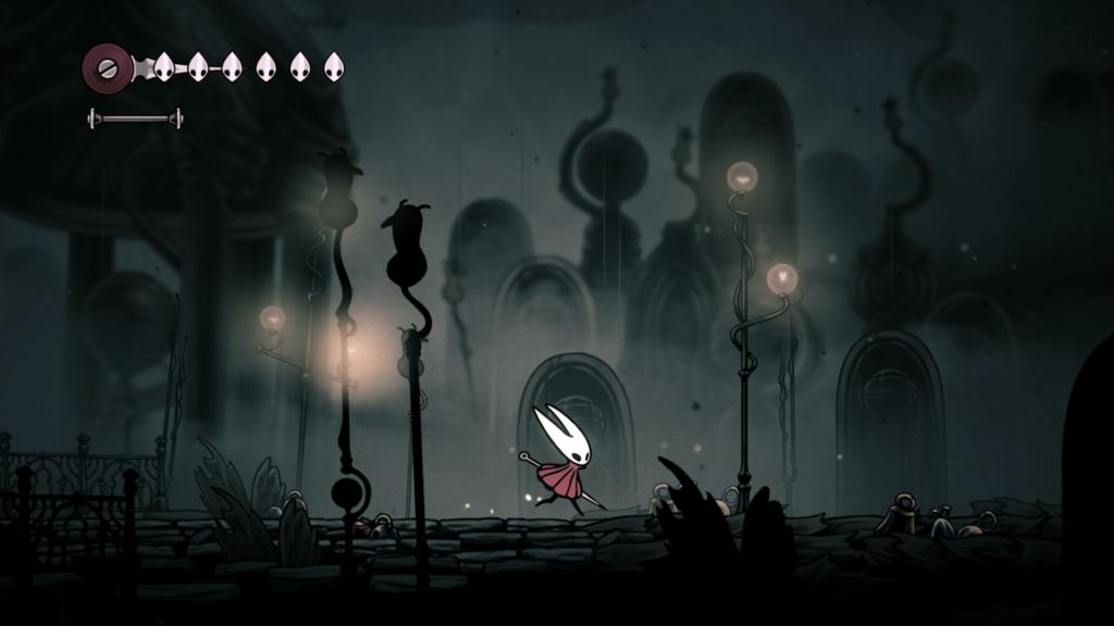 Hollow Knight: Silksong Screenshot 3