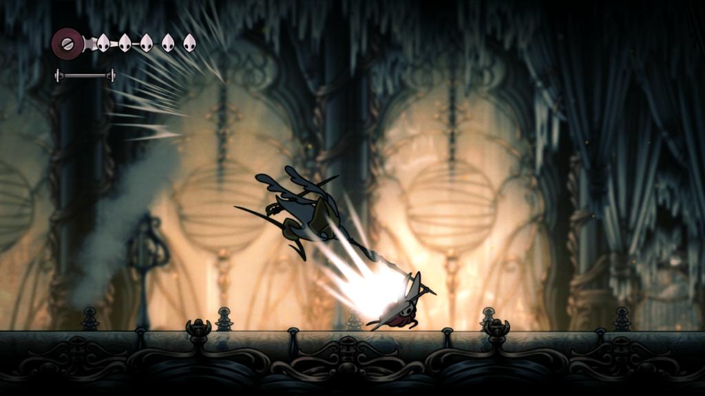 Hollow Knight: Silksong Screenshot 2