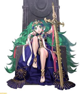 Sothis Artwork Three Houses