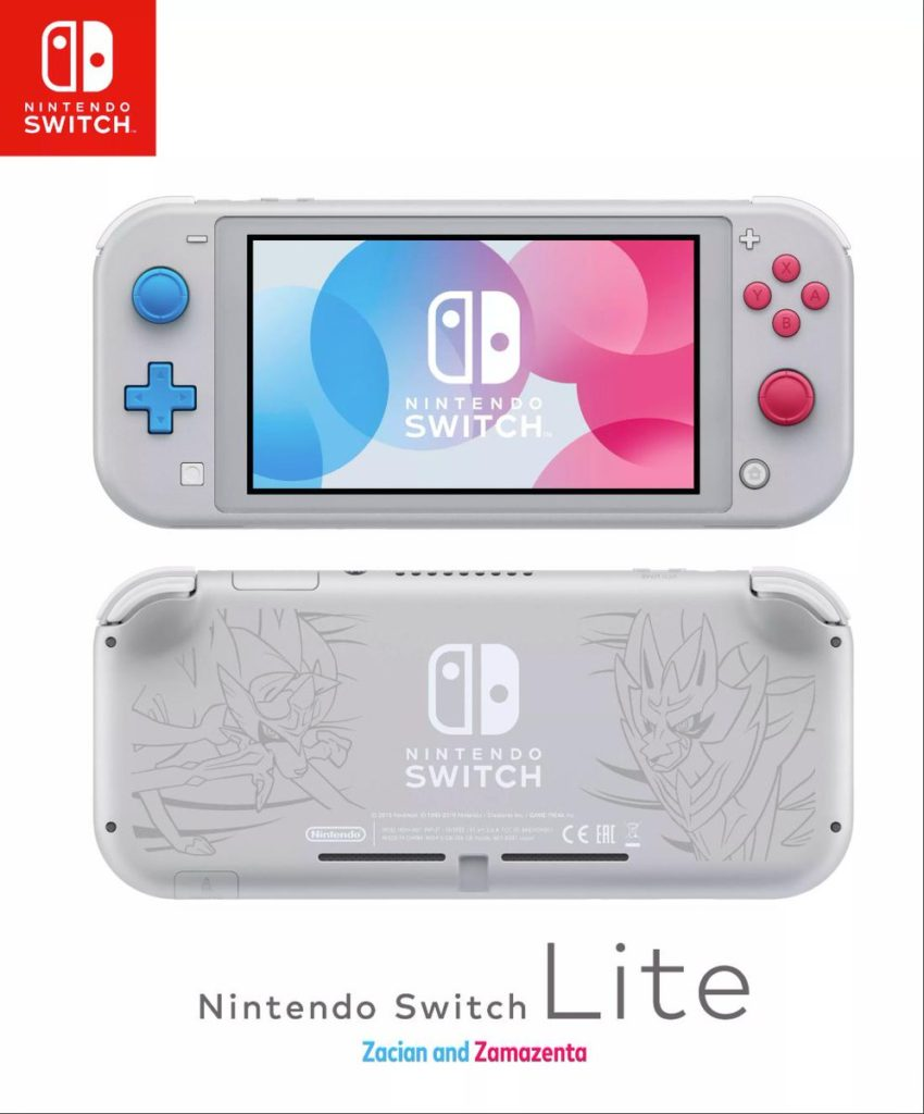 Nintendo Switch Lite Pokémon