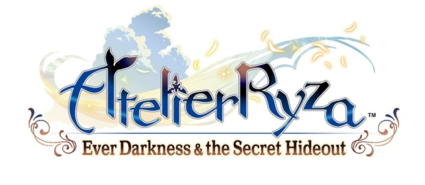 Atelier Ryza: Ever Darkness & The Secret Hideout logo