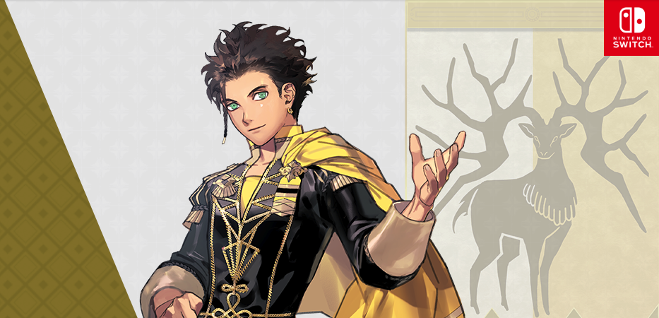 Fire Emblem Three Houses Claude