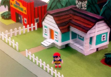 EarthBound Cube
