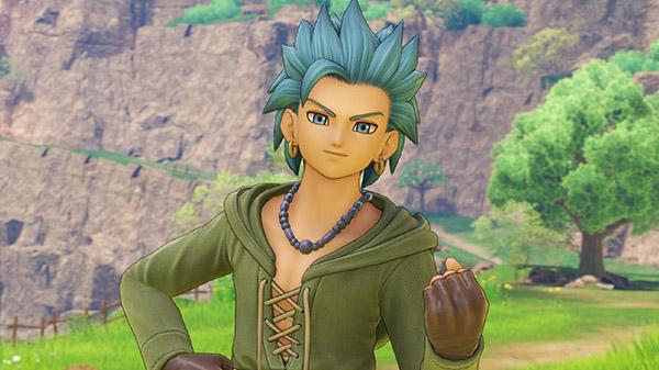 Dragon Quest Erik