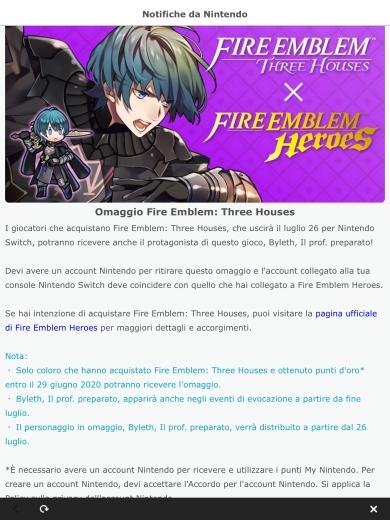 Fire Emblem Heroes Byleth