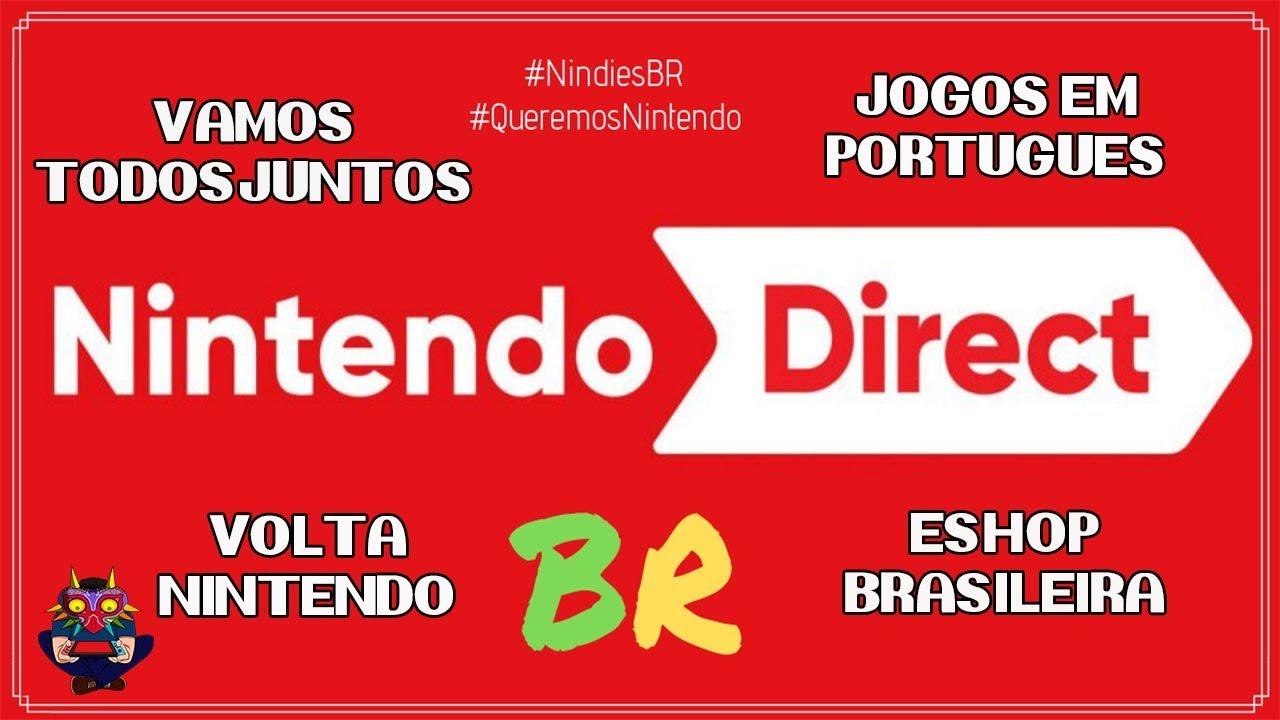 Queremos Nintendo Cover