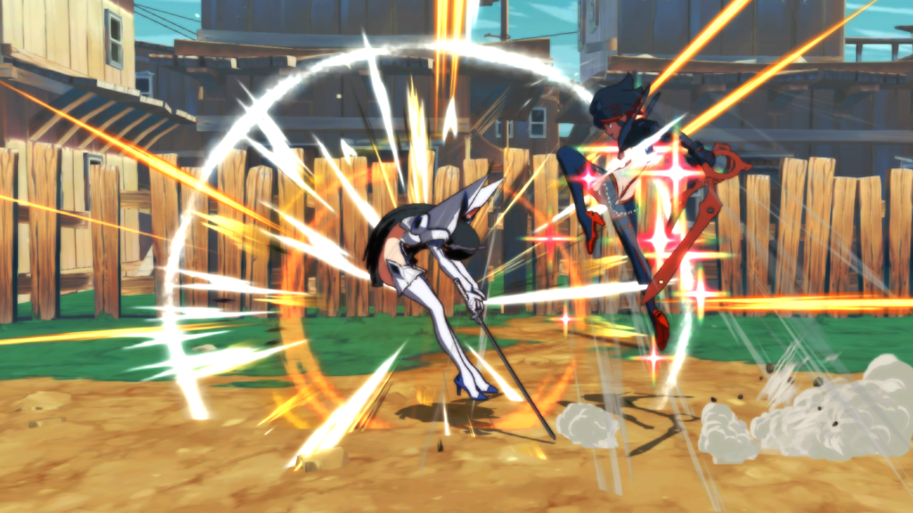 Kill La Kill The Game If 3