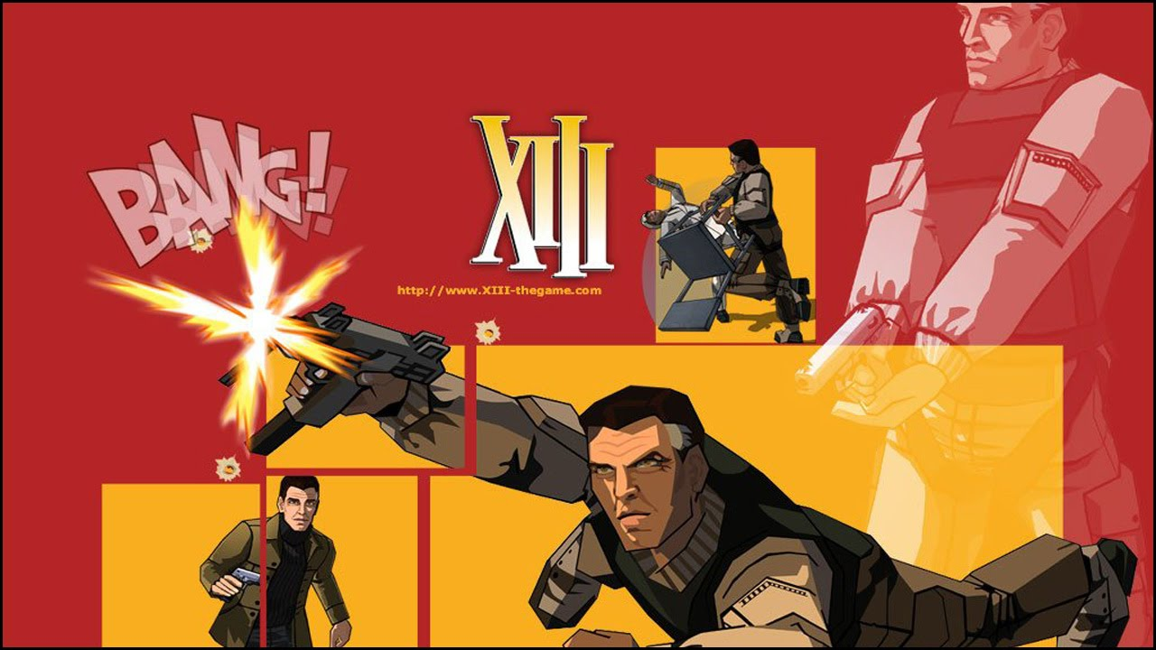 XIII Remake Cover
