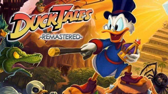 DuckTales: Remastered locandina