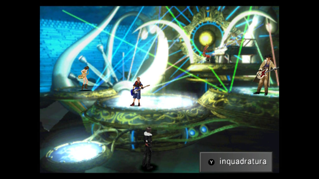 Final Fantasy VIII Remastered 3