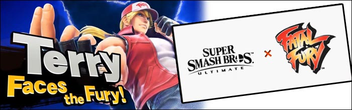 Super Smash Bros. Ultimate Terry Bogard