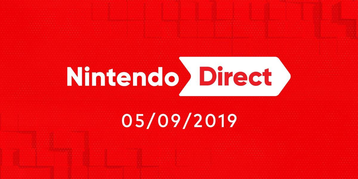 Nintendo Direct 05/09/19