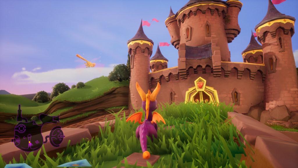 Spyro Reignited Trilogy artigiani