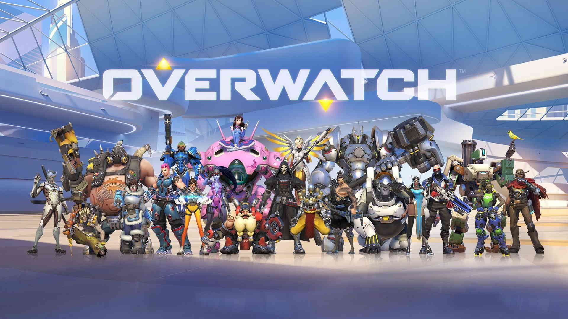 Overwatch: Legendary Edition locandina