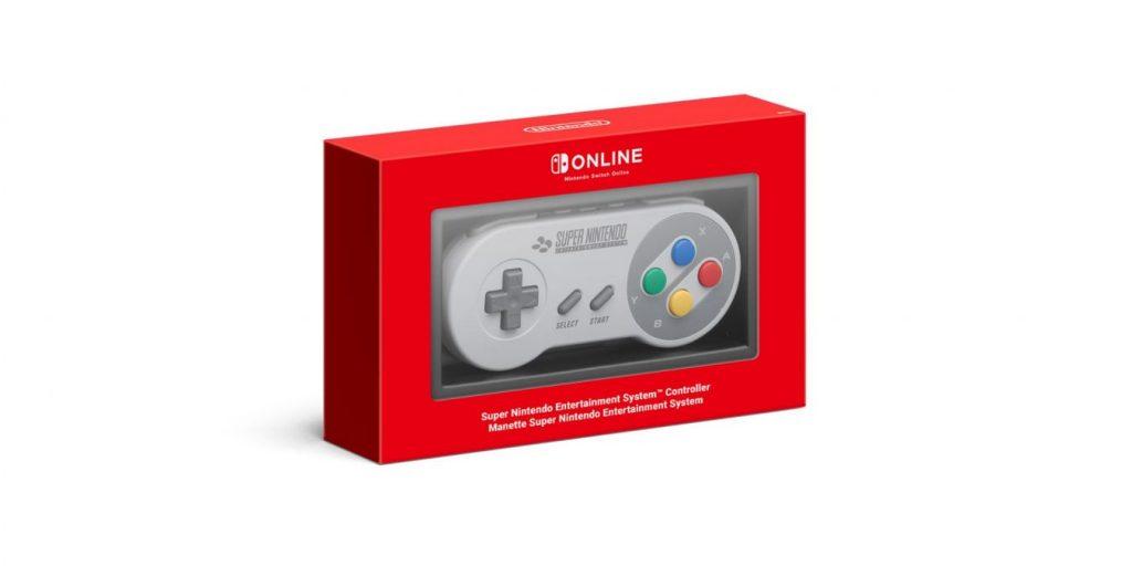 Switch SNES Nintendo Switch online
